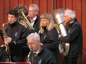 Trosa Stadsmusikkår 2006