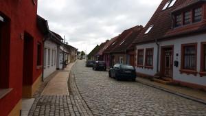 Gatuvy i tyska Lassen