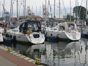 Två Southerly i samma hamn