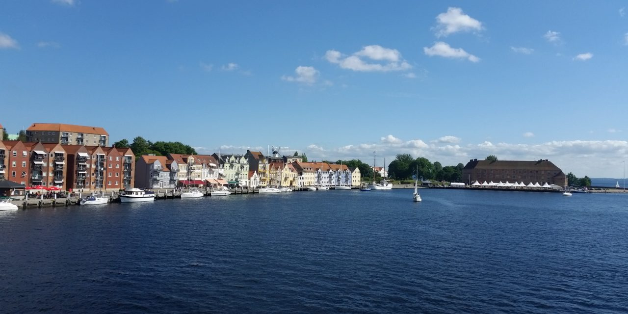 Öer – Fredericia – Sönderborg