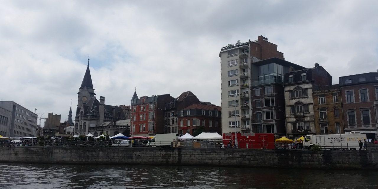 Maastricht – Huy i Belgien – Namur -Dinant
