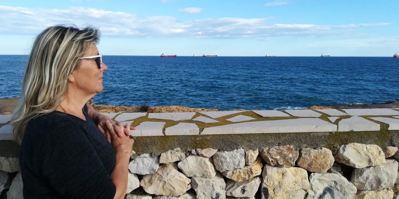 Vi lämnar Tarragona