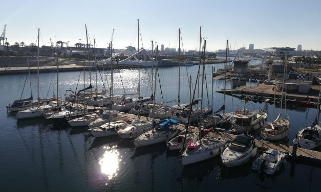 Valencia adjö
